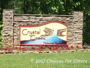 Crystal Creek Community