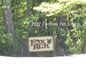 Fox Run Community