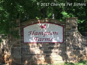 Hampton Farms Community