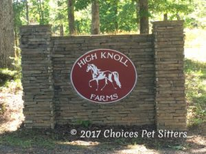 High Knoll Farms Community