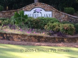 Laurel Lake Community