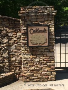 The Oaklands Community