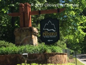 The Preserve at Sharp Mountain Community