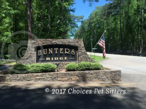 Hunters Ridge Community
