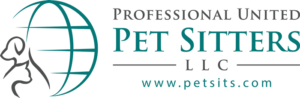 Professional United Pet Sitters logo