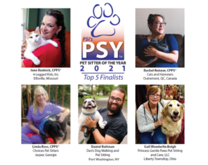 PSI 2021 PSY Top Finalists